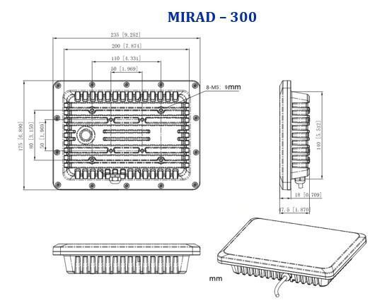 Radar segurança e monitoramento