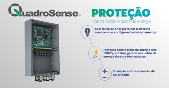 Sensor perimetral fibra optica